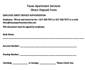 Texas Apartment Services Staffing The Multi Family Industry And